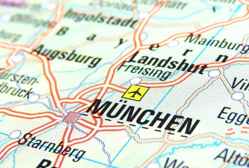 Correspondencia de Munich imagenes de archivo