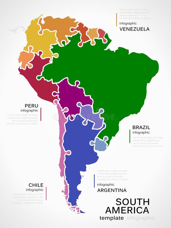 Correspondencia de Suramérica libre illustration