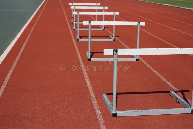 Corrida do atletismo fotos de stock royalty free