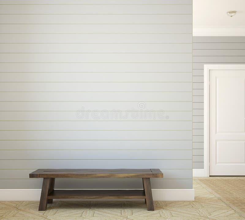 Corridoio. illustrazione di stock