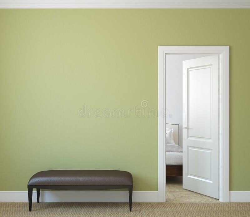 Corridoio. illustrazione vettoriale