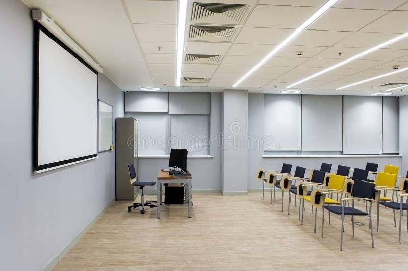 Corridoio di conferenza fotografie stock libere da diritti