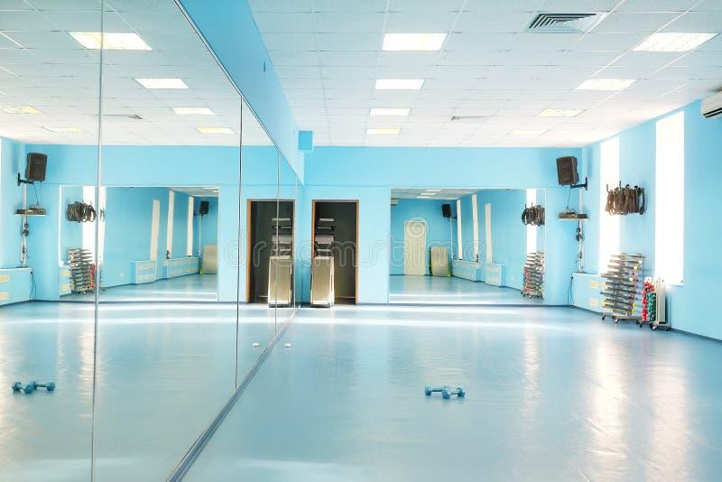 Corridoio di dancing moderno immagini stock