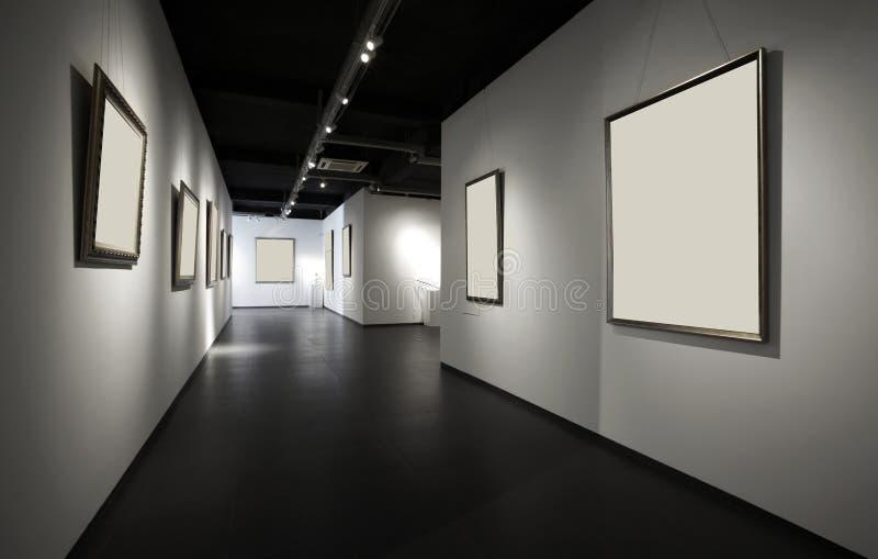 Corridoio di mostra immagini stock
