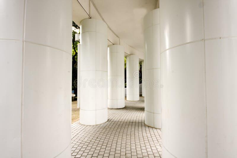Corridoio moderno immagini stock libere da diritti