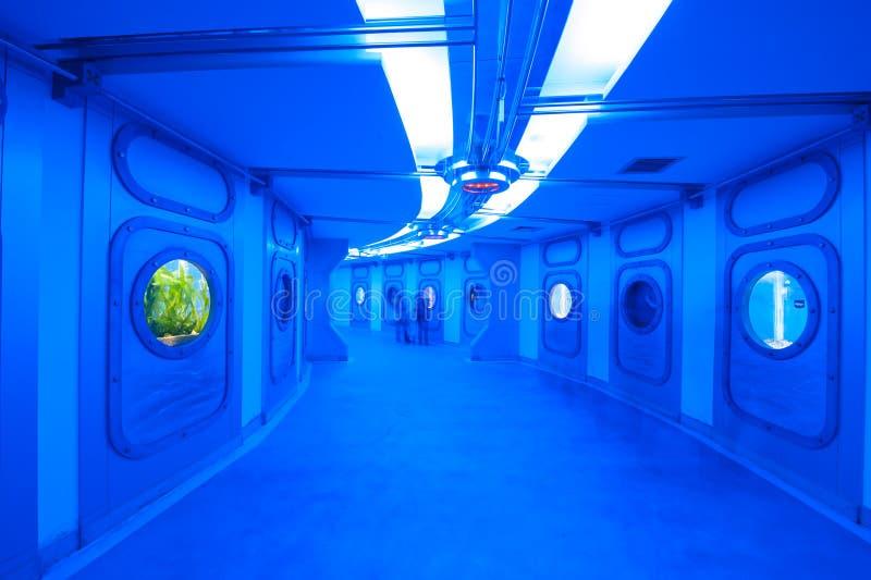 Corridoio Mystical immagini stock