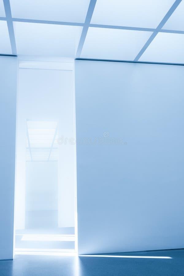 Corridoio vuoto fotografie stock