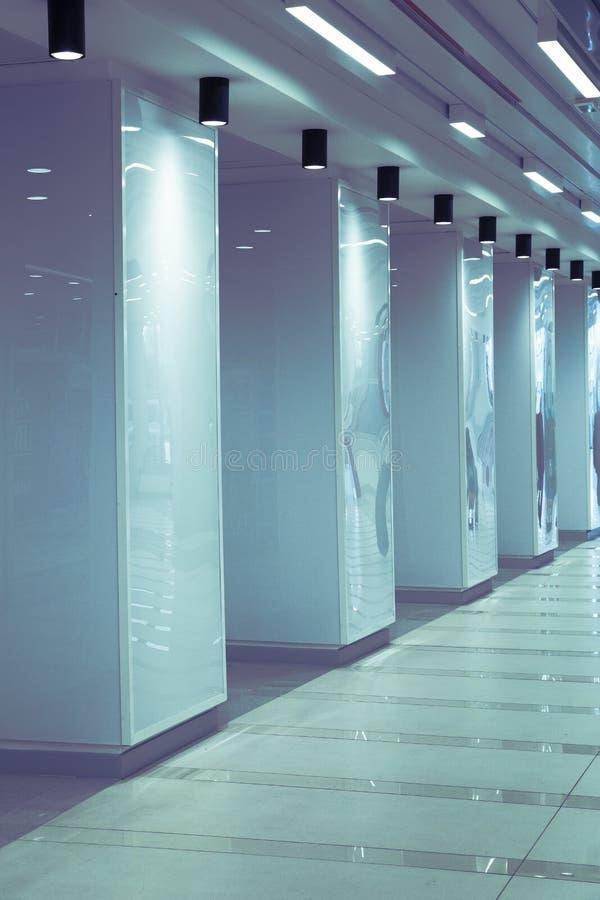 corridor στοκ φωτογραφίες
