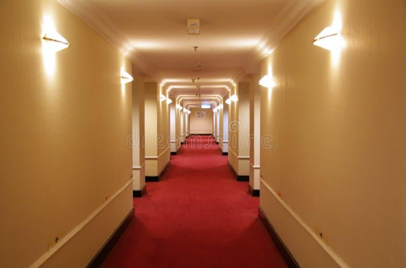 corridor στοκ εικόνα