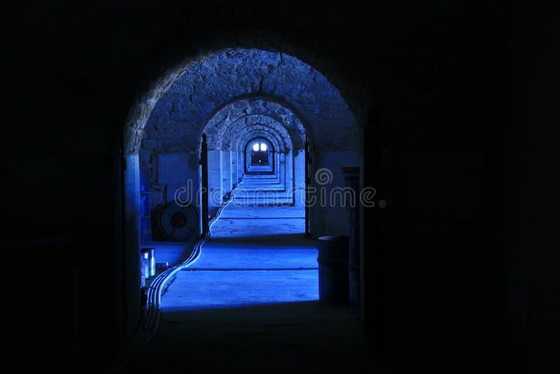 Corridor royalty free stock image