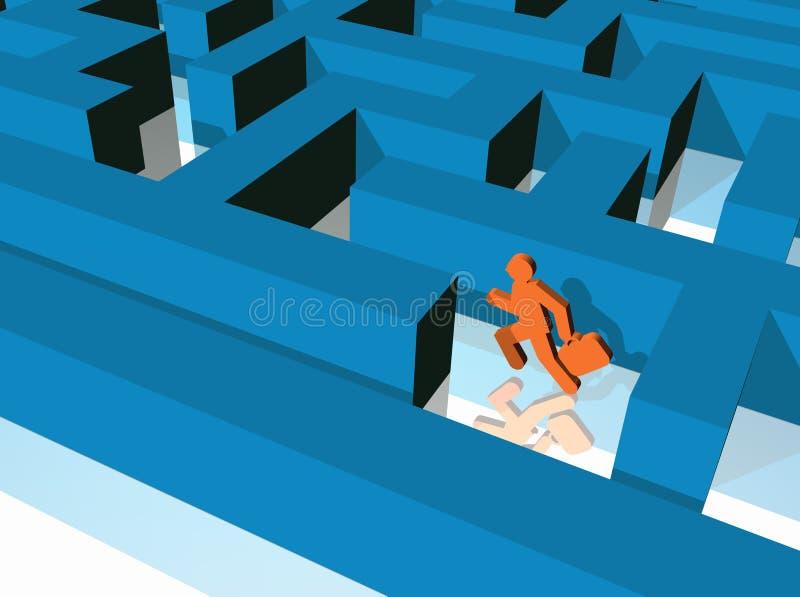 Corridore del labirinto