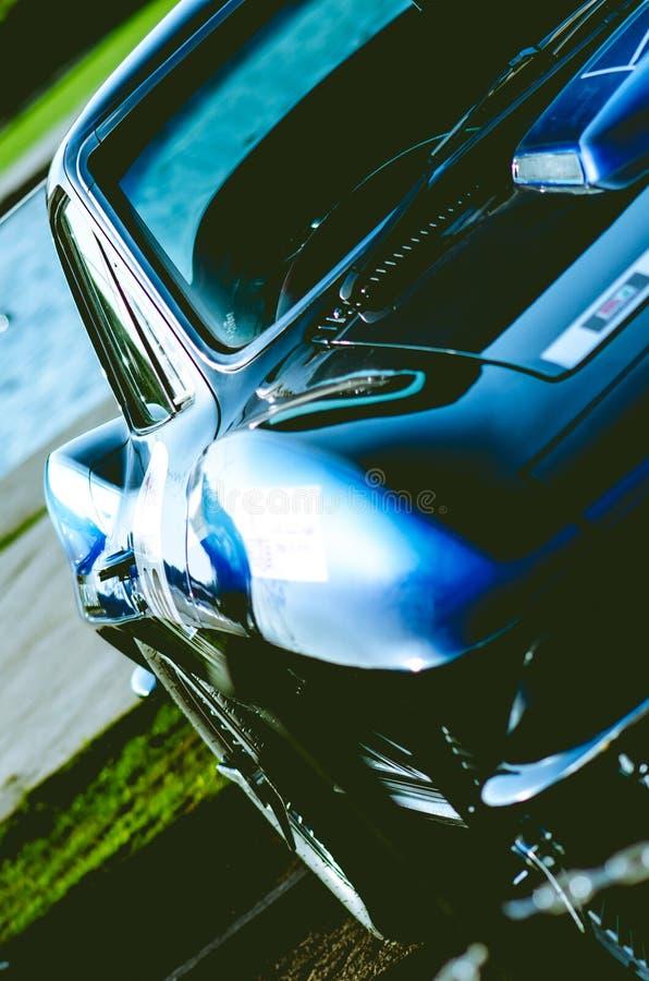 Corridore 1966 di stingray di Chevrolet Corvette fotografia stock libera da diritti