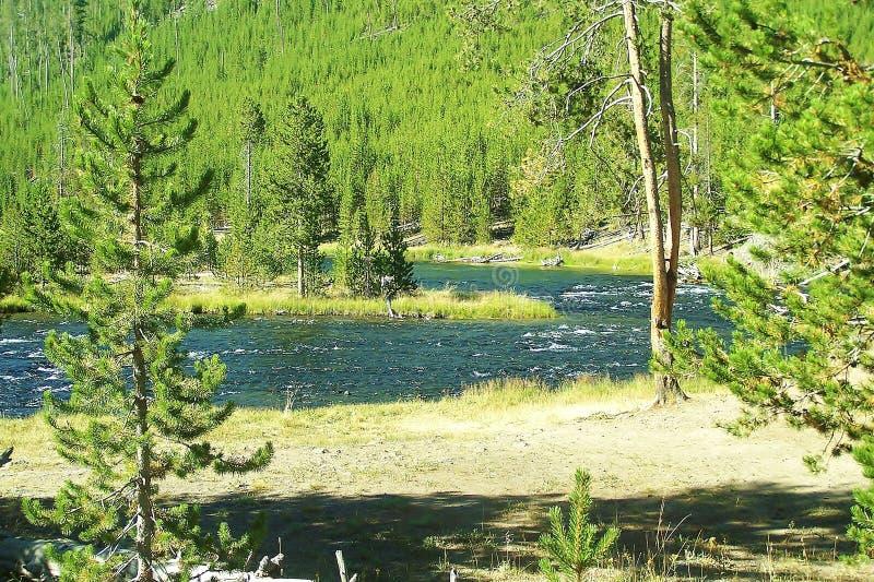 Download Corriente en montañas foto de archivo. Imagen de americano - 44856976
