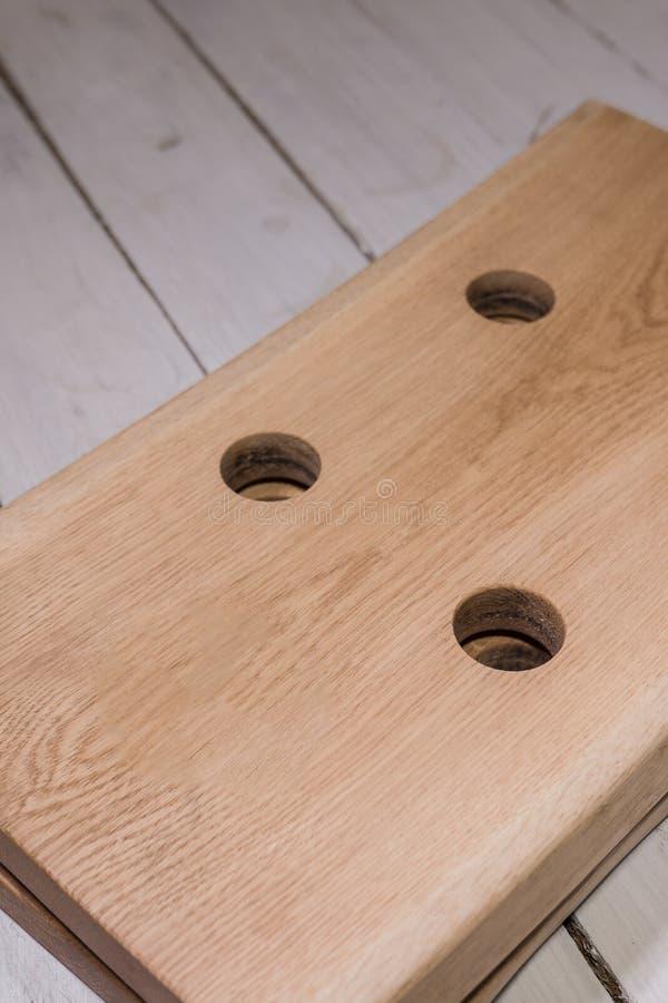 Corrisponda a vino da legno nello stile del sottotetto immagine stock libera da diritti