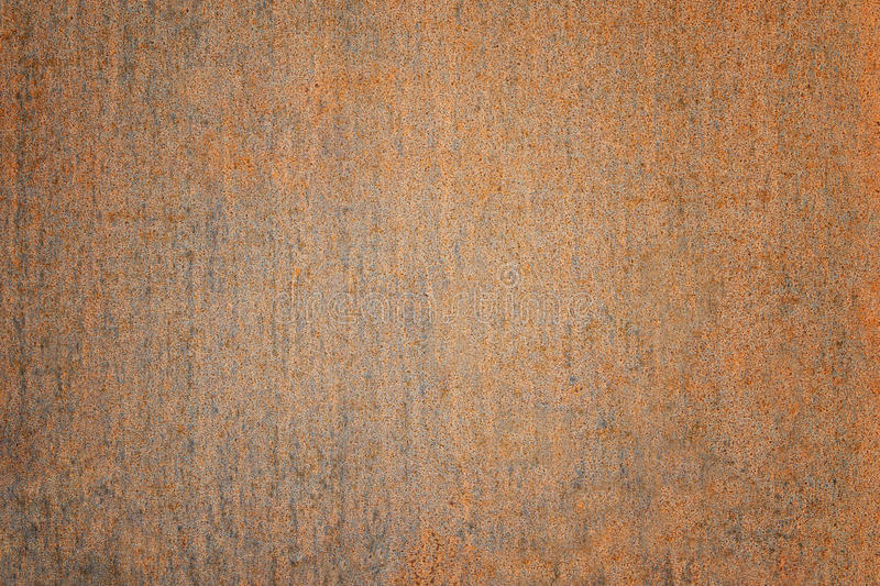 Corroded steel texture. Corroded steel pate 1.Many micro holes and grooves stock images