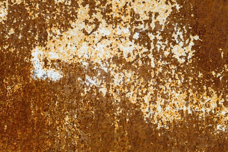Corrosão da foto do metal Lugar para seu texto imagens de stock royalty free