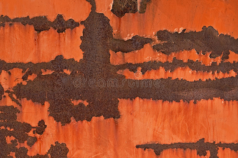 Corrosion royalty free stock photography