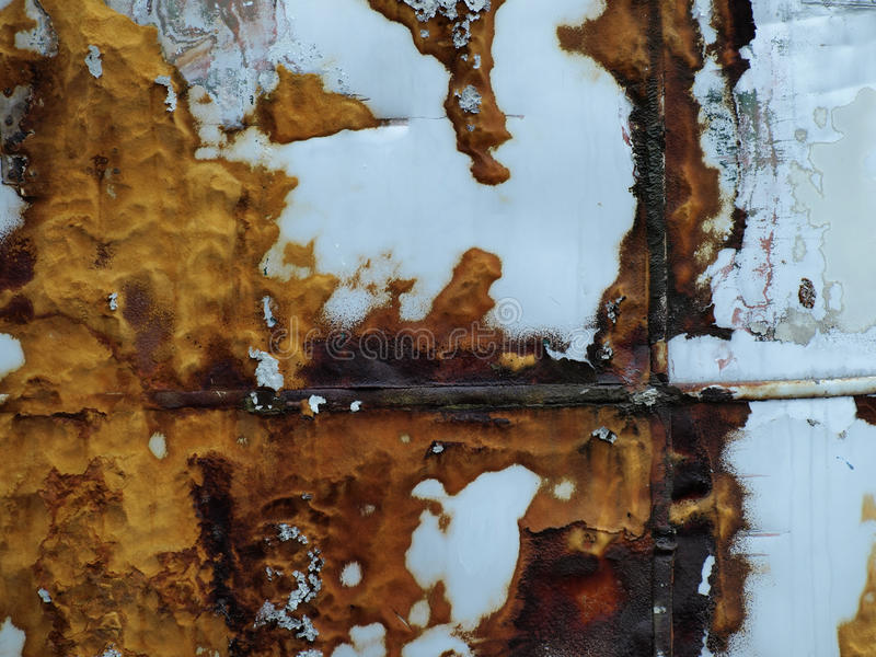 Download Corrosion stock photo. Image of stain, welded, orange - 18427552