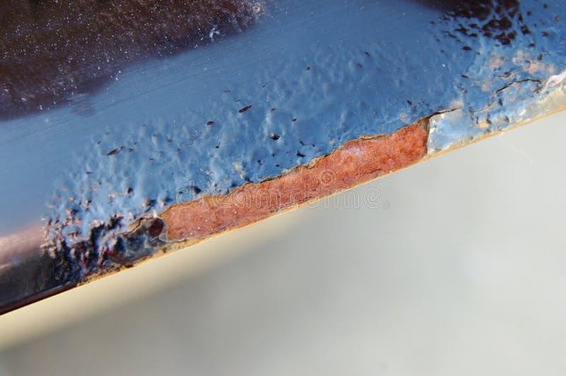Corrosion photo libre de droits