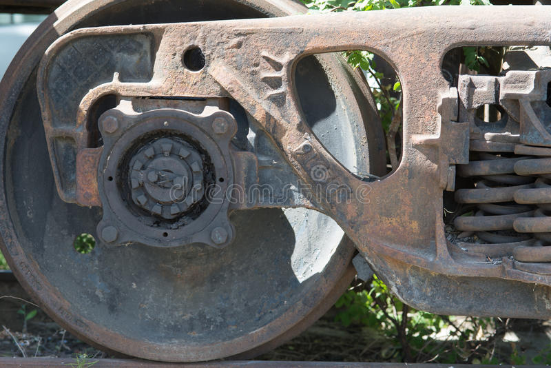 corrosion photographie stock