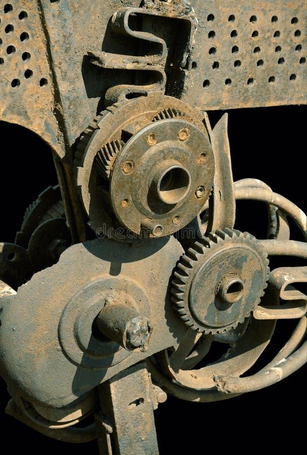 Download Corrosion de métal image stock. Image du écailler, cassé - 743761