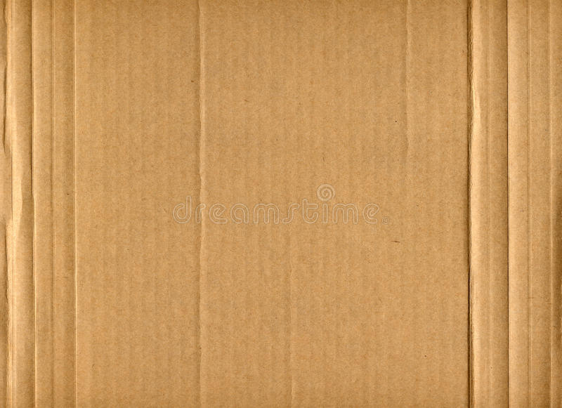 Download Corrugated cardboard stock image. Image of recycled, material - 10976415