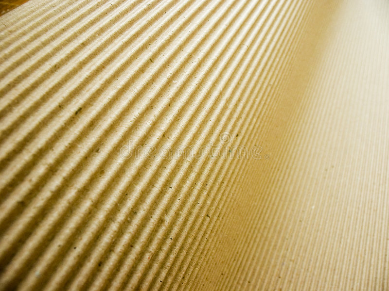 Download Corrugated Cardboard stock photo. Image of texture, recycle - 1415708