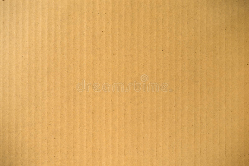 Corrugated cardboard texture royalty free stock images