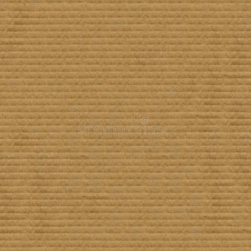 Corrugated cardboard texture stock photo