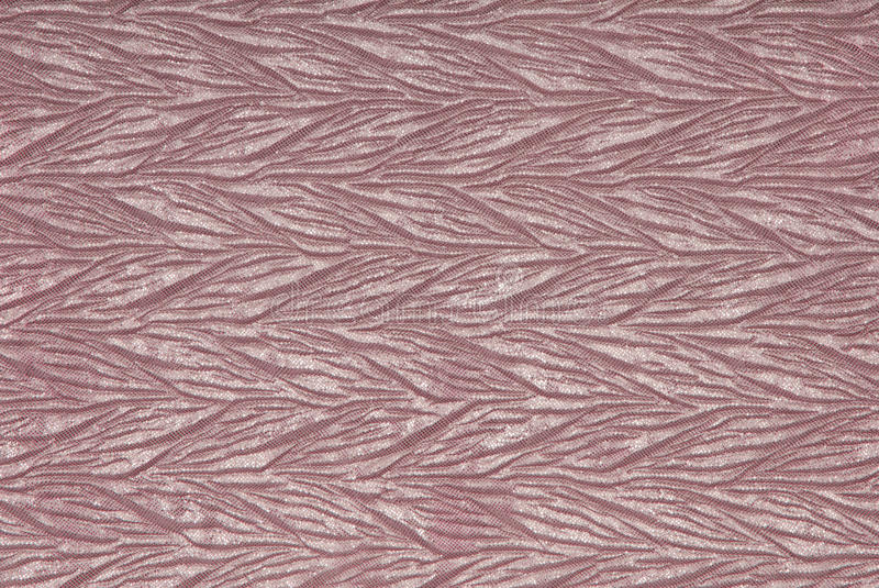Corrugated fabric. Background is out of lilac corrugated fabric royalty free stock image