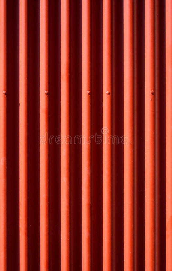 Download Corrugated iron stock image. Image of shade, bright, vibrant - 116705