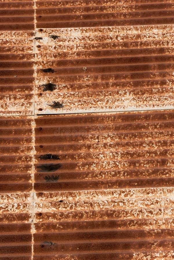 Free Corrugated Iron Roof Stock Photo - 65689540