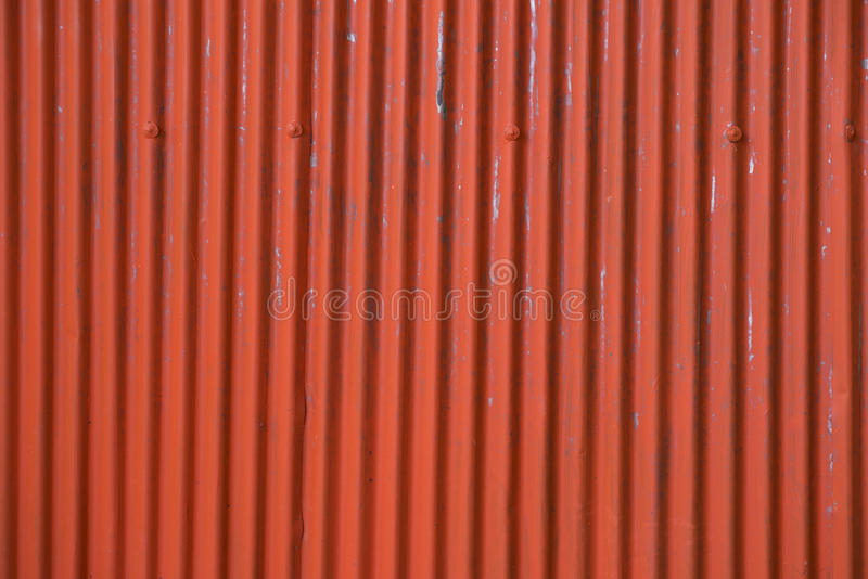 Corrugated Metal Roof For Factory Rusty Metal Texture
