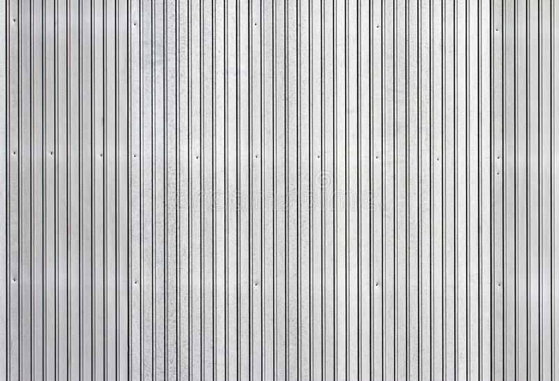 Corrugated Metal Siding Stock Image Image Of Metal