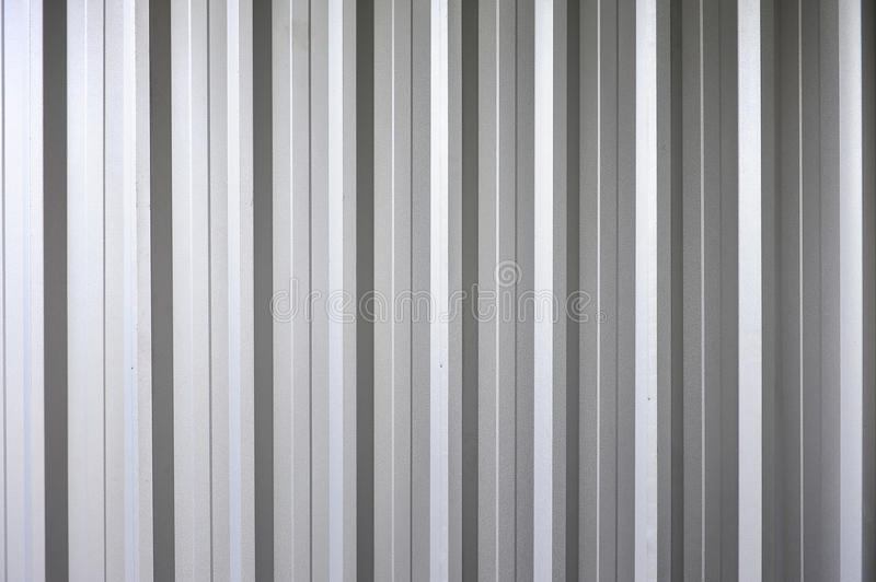Corrugated Metal Texture Surface Stock Image Image Of