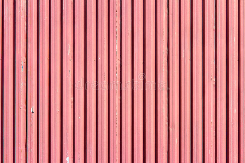 Download Corrugated painted steel stock image. Image of dirty - 26147703