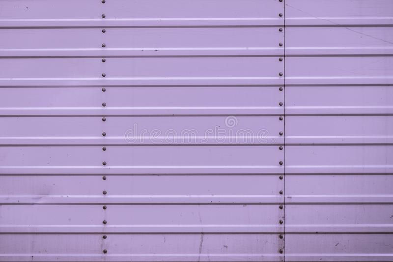 Ultra violet metal texture background. royalty free stock photography