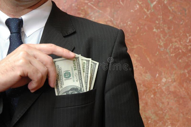 Corrupção foto de stock royalty free