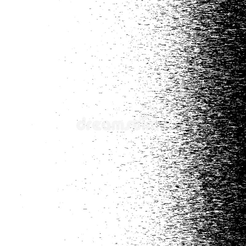 Corrupted code. Glitch background. Computer Virus. Gradient design background. Particle virus. Vector Illustration. Corrupted code. Glitch background. Computer royalty free illustration