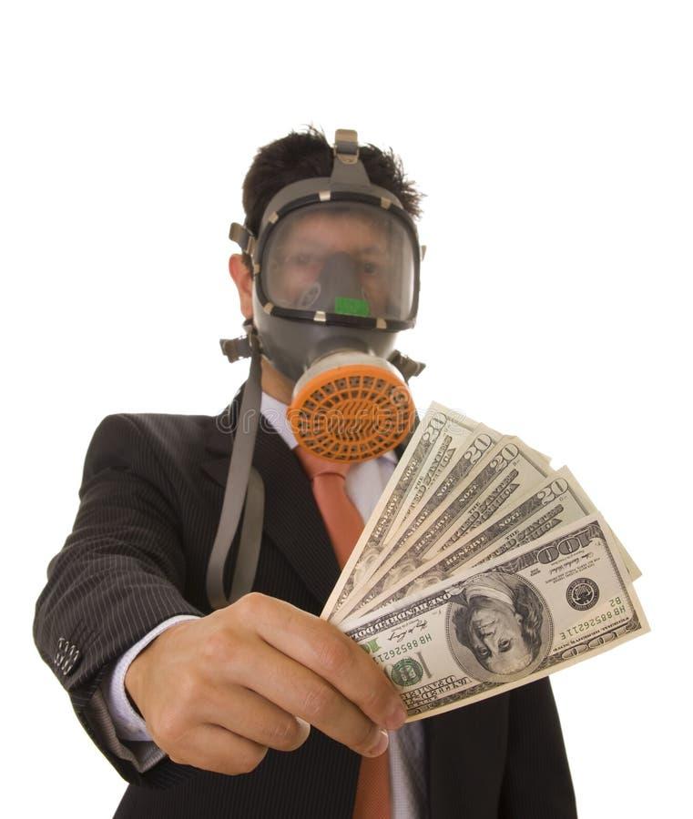 Corruptie royalty-vrije stock afbeelding