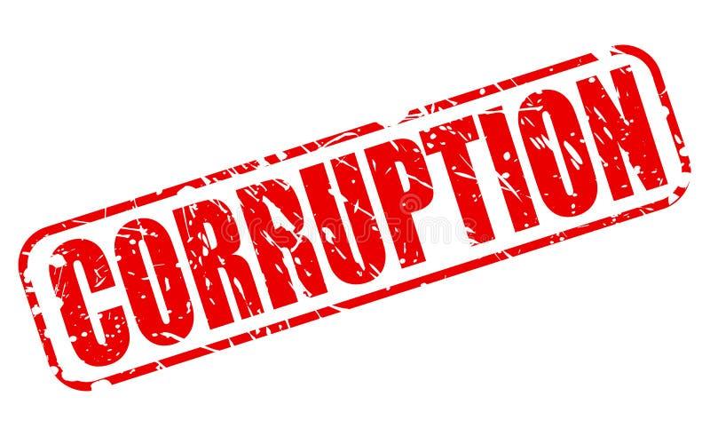 Corrupt officialdom rizals time