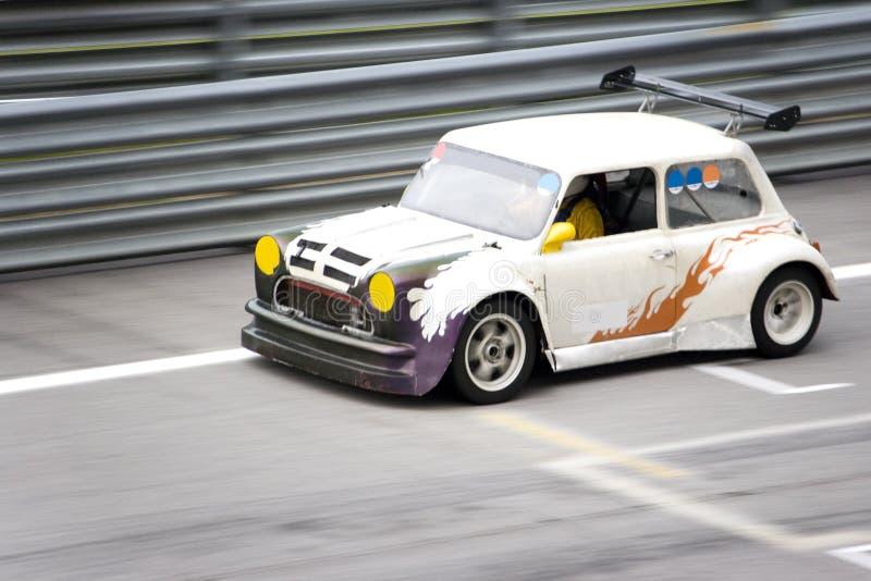Corsa di automobile classica fotografia stock libera da diritti