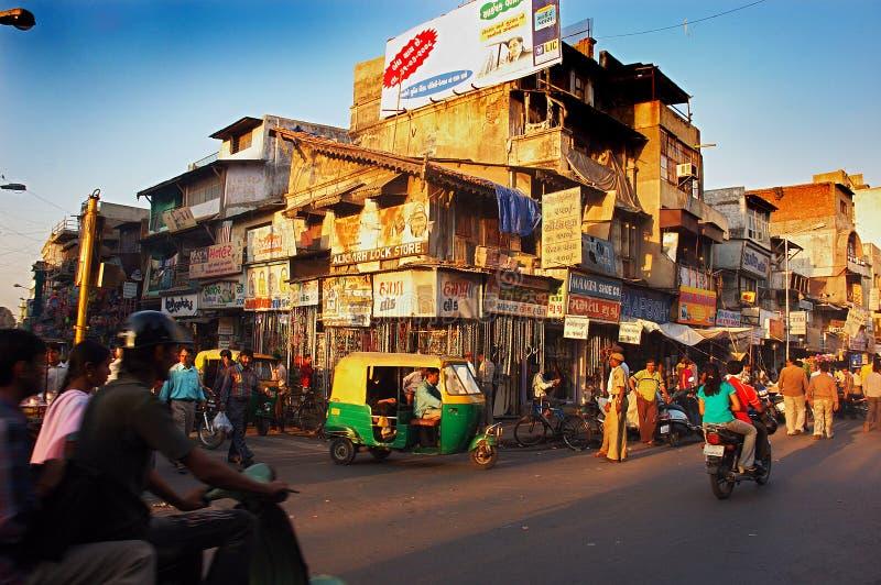 Corsa India fotografia stock libera da diritti