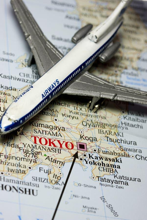Corsa nel Giappone immagini stock libere da diritti