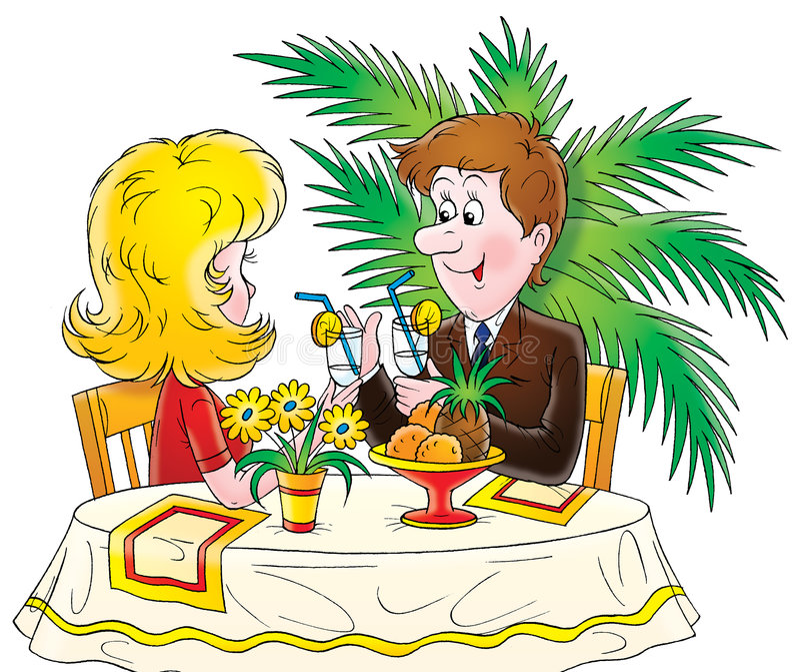 Corsa Wedding 015 royalty illustrazione gratis