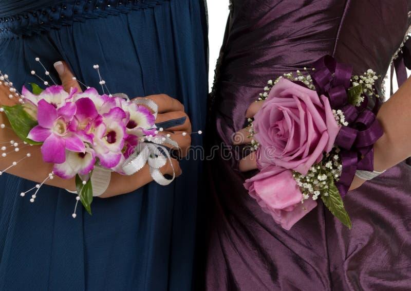 corsages royaltyfria foton