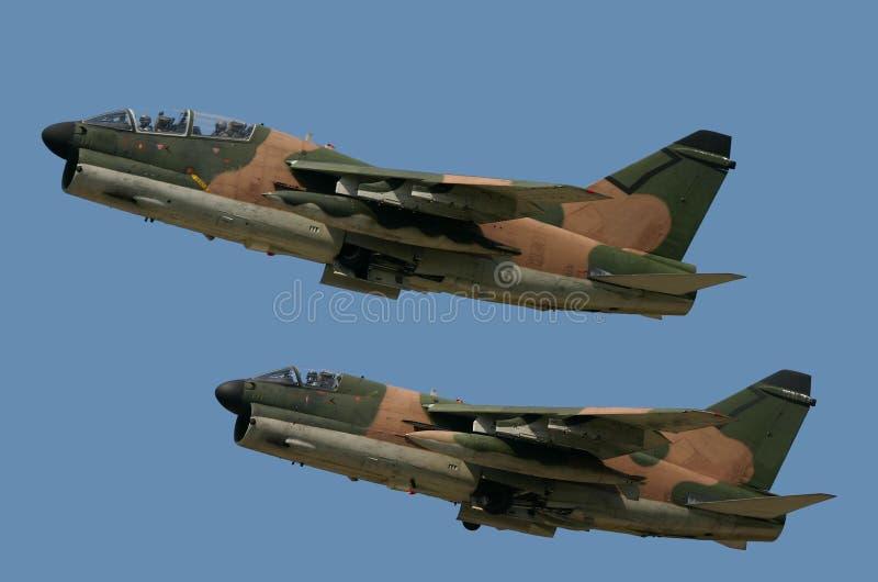 Corsario A-7 fotos de archivo libres de regalías