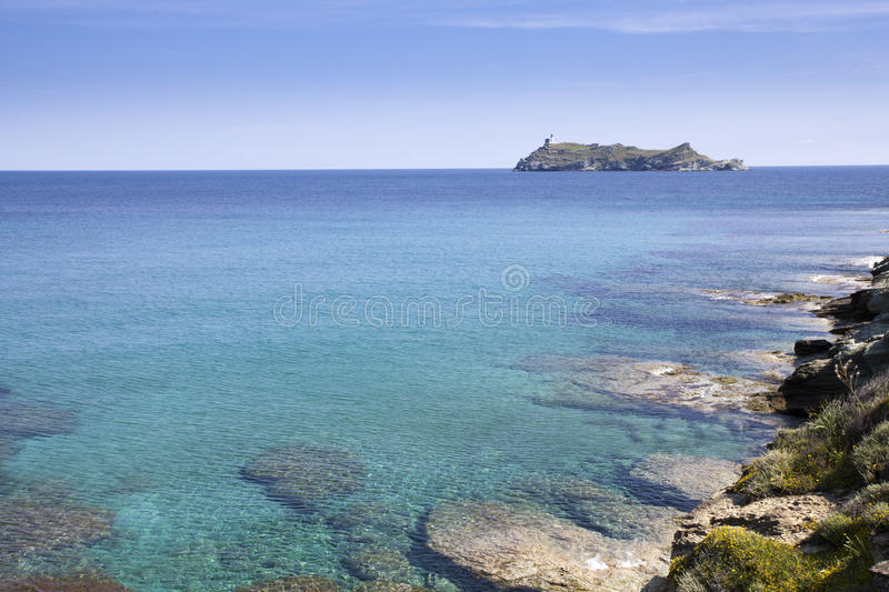 Corse royalty free stock photography
