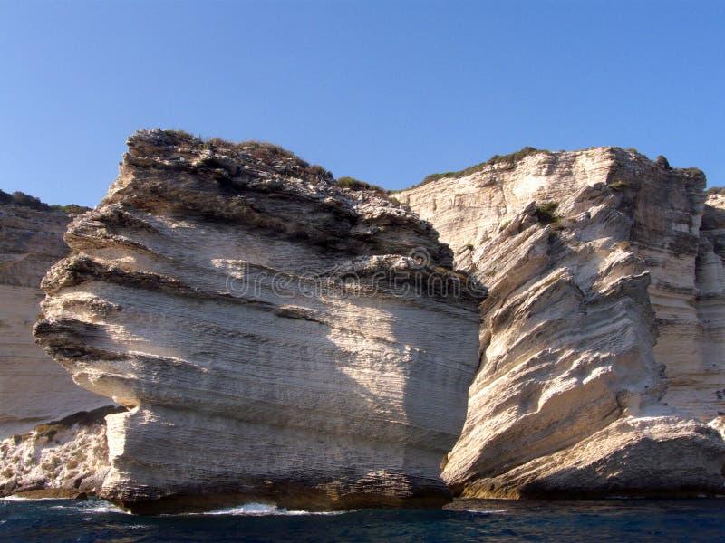 Corsica Bonifacio stock foto's