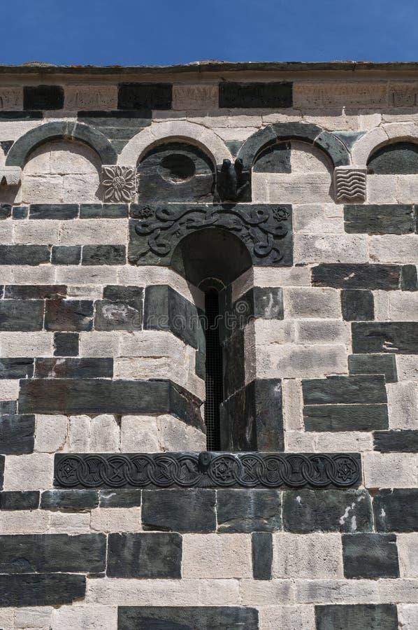San Michele de Murato, church, Murato, Haute-Corse, Corsica, France, island, Europe stock photos